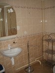 Appartement Crmak-badkamer