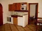 Appartement III.-keuken