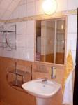 Appartement Michal - badkamer
