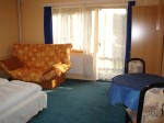 Appartement Puskarcik slaapkamer 1