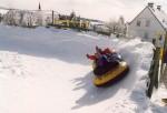 Bozi Dar - snowtubing 2