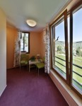 Hotel U Modrinu - kamer nieuw gedeelte
