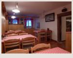 Pension Brnenka gemeenschapappelijke ruimte