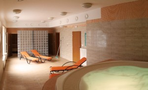 Pension Relax-whirpool