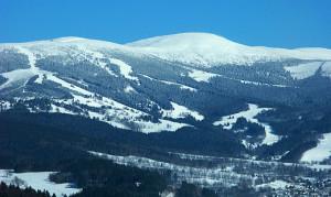 Rokytnice-panorama-van-Horni-Domky