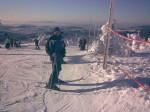 Rokytnice - skien in Horni Domky 6