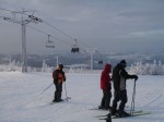Rokytnice - skien in Horni Domky 8