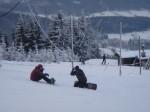 Rokytnice - skien in horni domky 13