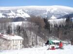 Rokytnice - uitzicht op Horni domky