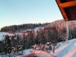 Uitzicht vanuit Hotel Avondster op Janske Layne