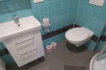 appartementen domky - 3-pers. studio badkamer