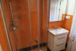 appartementen domky - 4-pers. studio badkamer