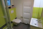 appartementen domky - 5-pers. studio badkamer