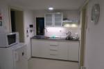 appartementen domky - appartement keuken