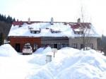 Huis 3 Domy in de winter