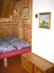 huisje david slaapkamer