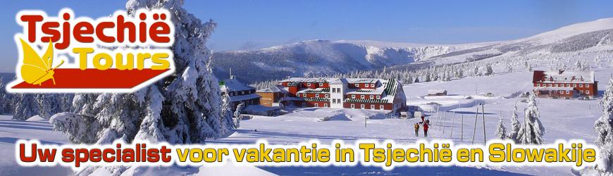 Op wintersport in Tsjechië