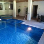 Bouda mama - zwembad
