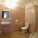 Pension Kammerhof-badkamer
