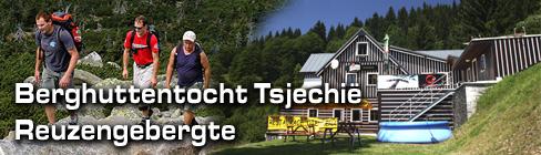 Huttentocht Tsjechie Reuzengebergte