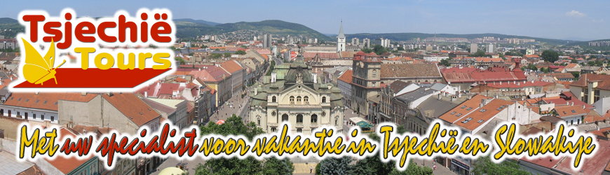 vakantie Tsjechië